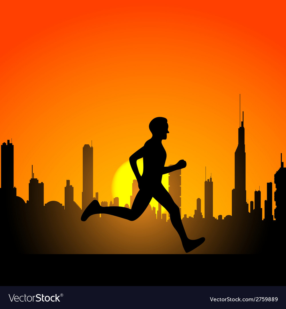 Running man 2 vector   Price: 1 Credit (USD $1)
