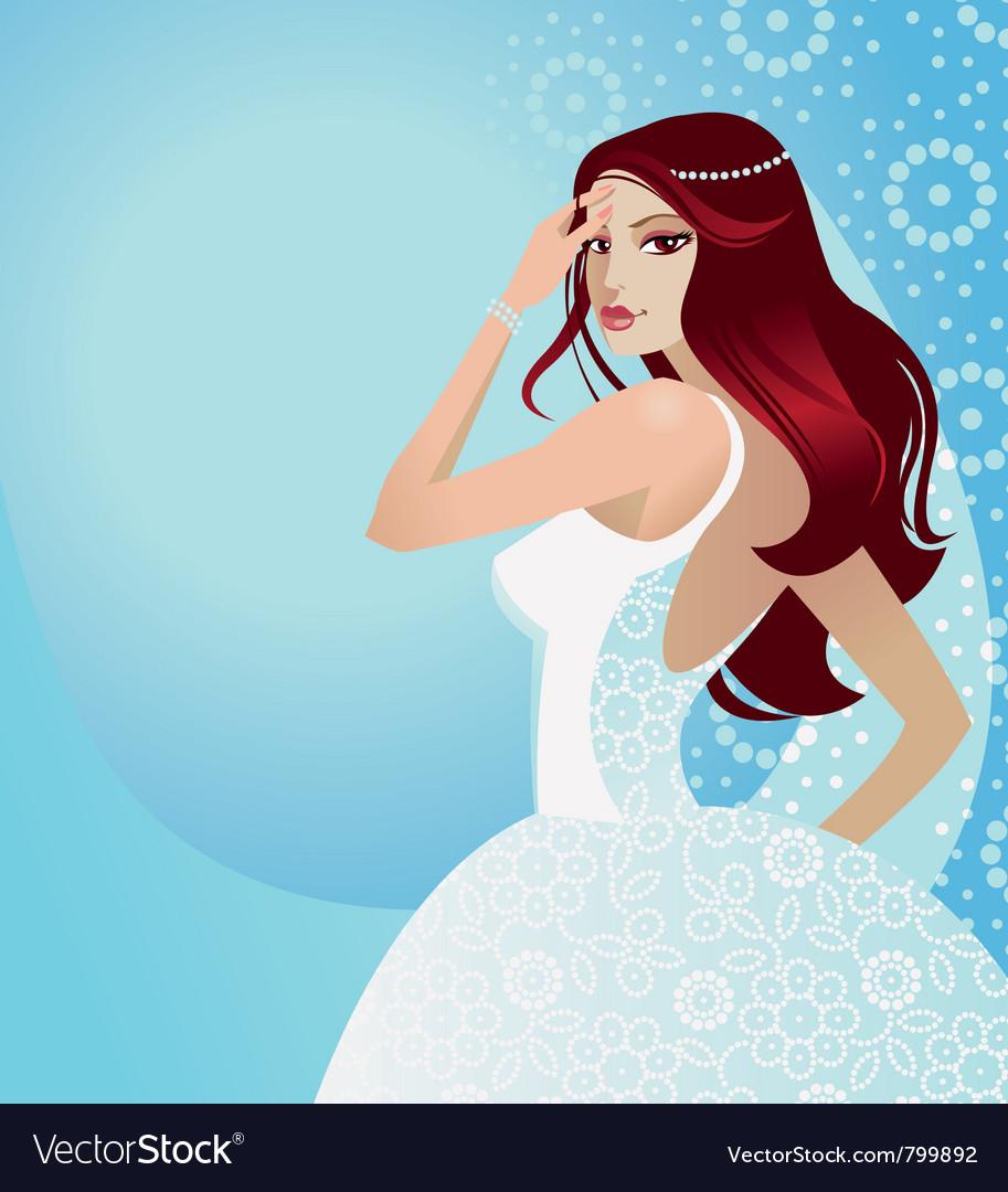 Bride vector | Price: 3 Credit (USD $3)