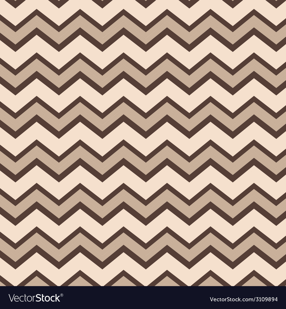 Chevron tans pattern vector