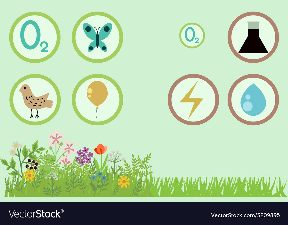 Field and lawn vector | Price: 1 Credit (USD $1)