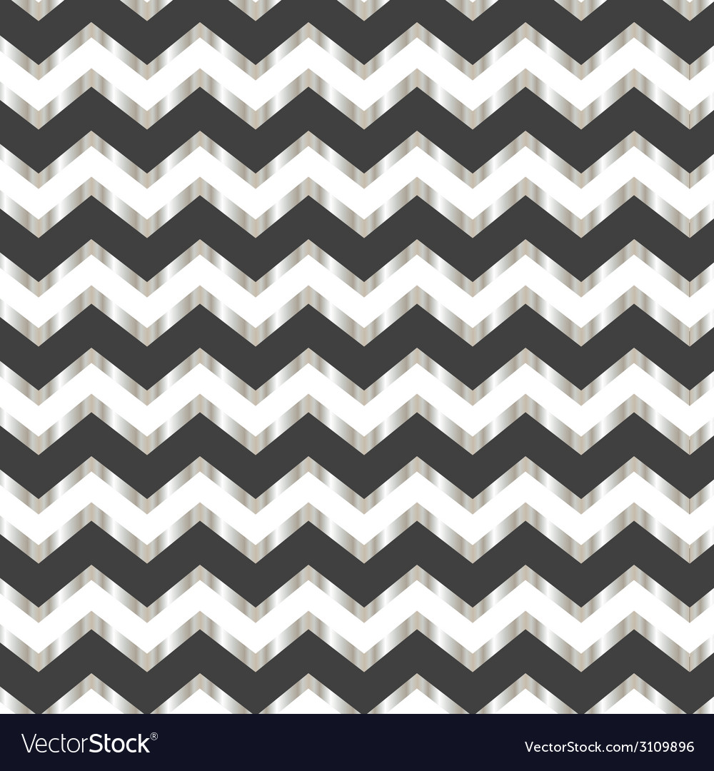 Chevron white silver and grey background vector | Price: 1 Credit (USD $1)