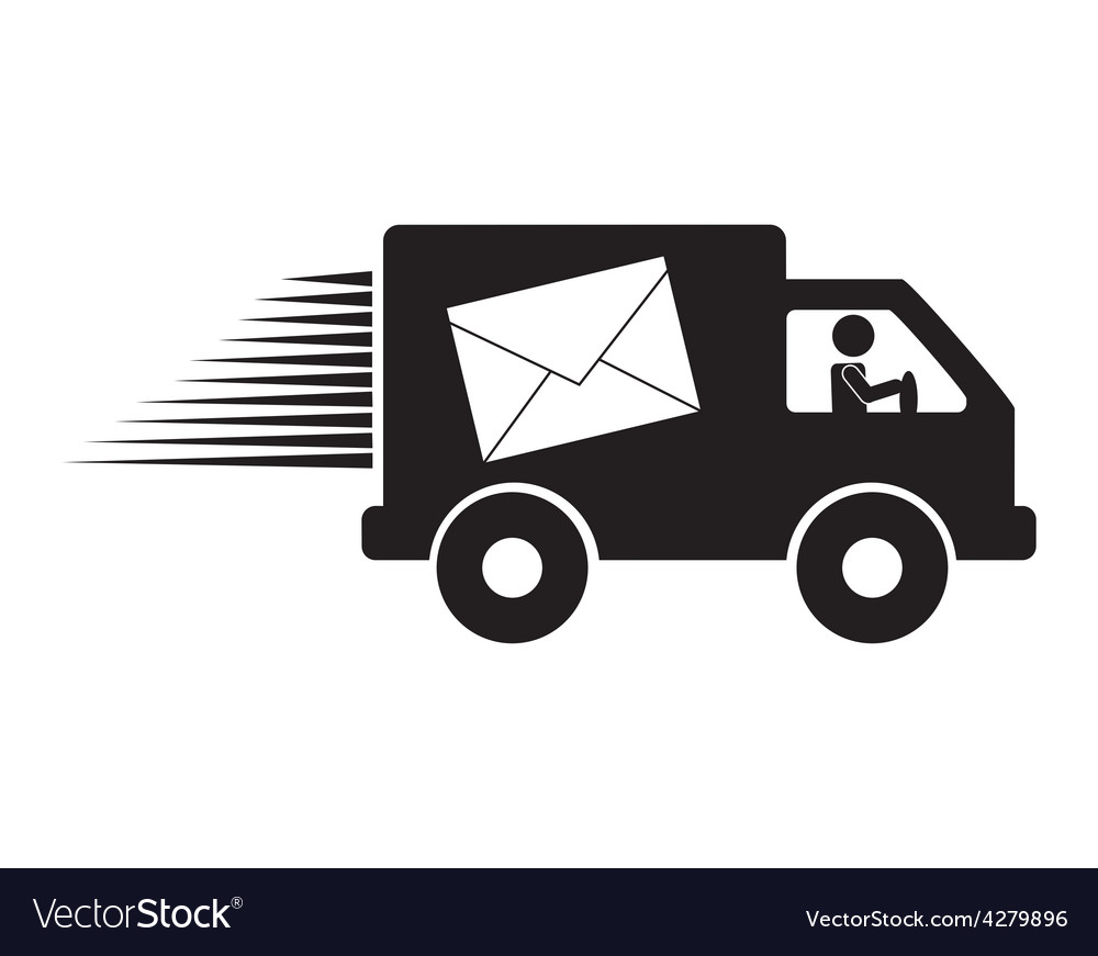 Delivery service vector | Price: 1 Credit (USD $1)