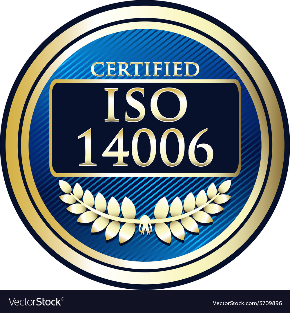 Iso 14006 vector | Price: 1 Credit (USD $1)