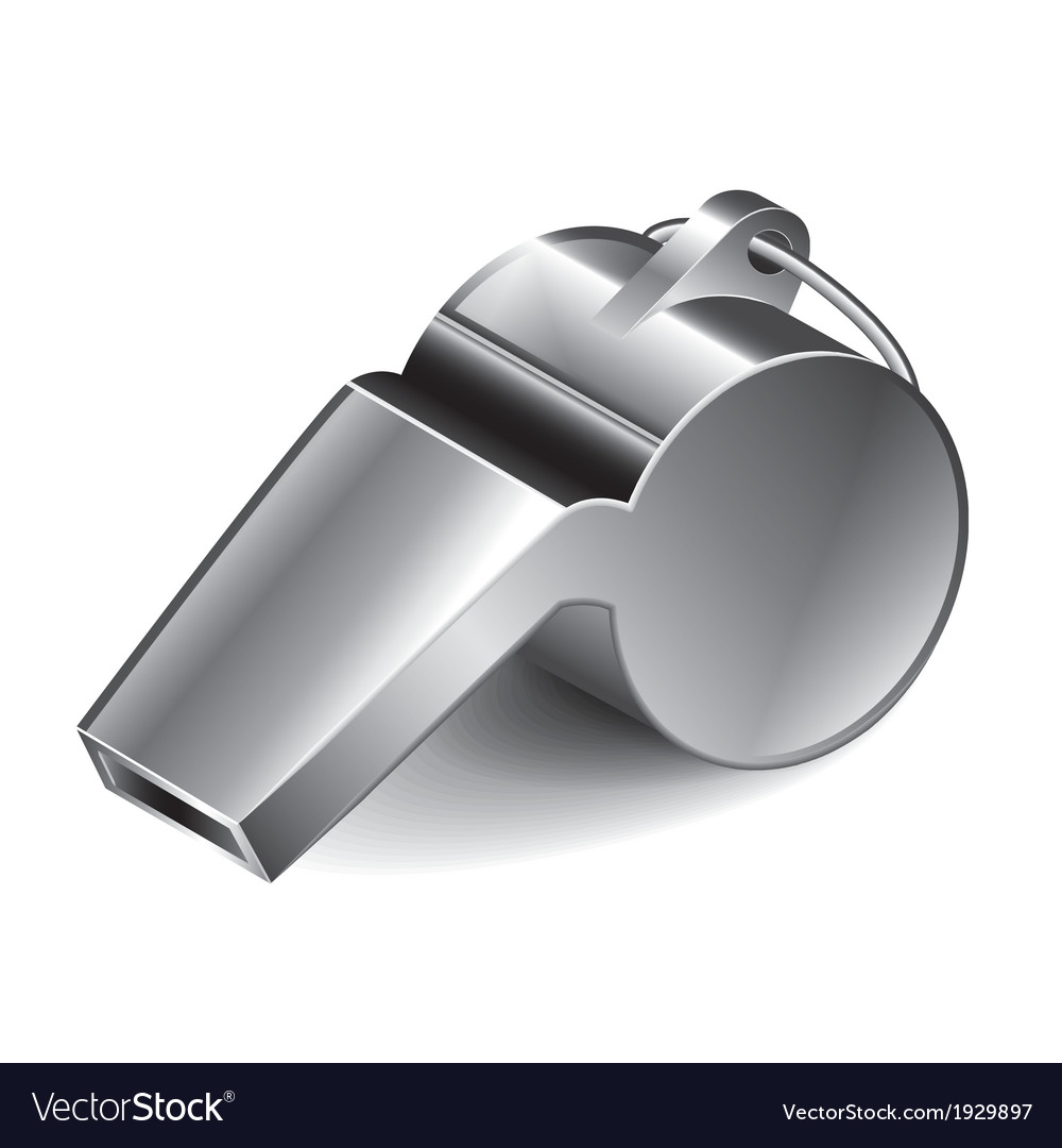 Object whistle vector | Price: 1 Credit (USD $1)