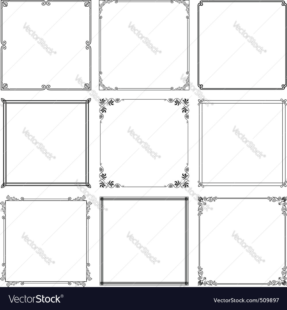 T vector frame vector | Price: 1 Credit (USD $1)