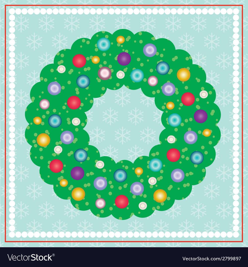 Wreath vector | Price: 1 Credit (USD $1)
