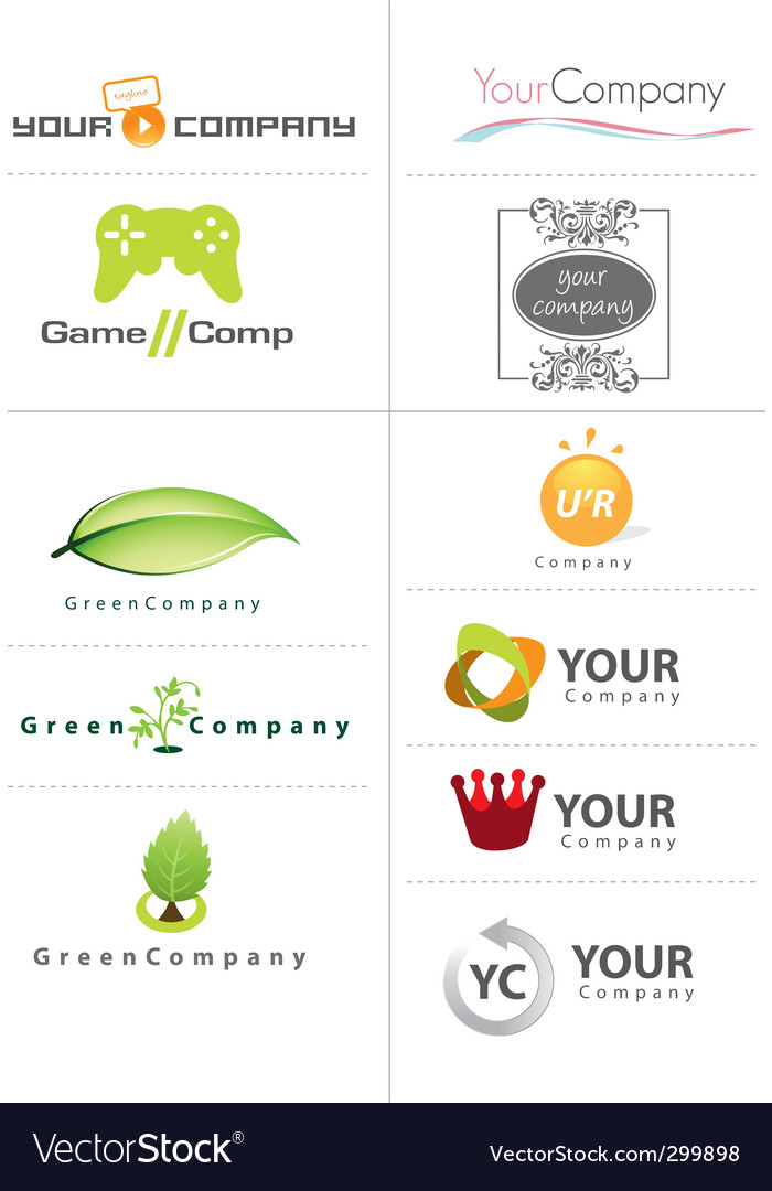 Logo and icon sample vector | Price: 1 Credit (USD $1)