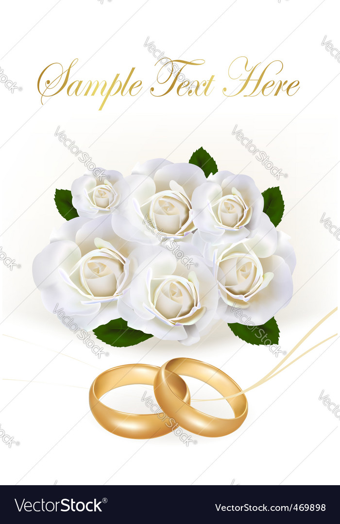 Wedding background vector | Price: 1 Credit (USD $1)