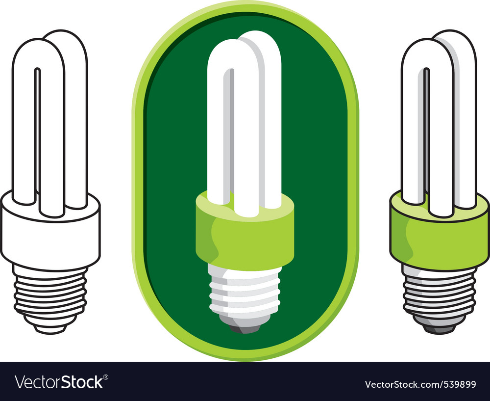 Fluorescent light vector | Price: 1 Credit (USD $1)