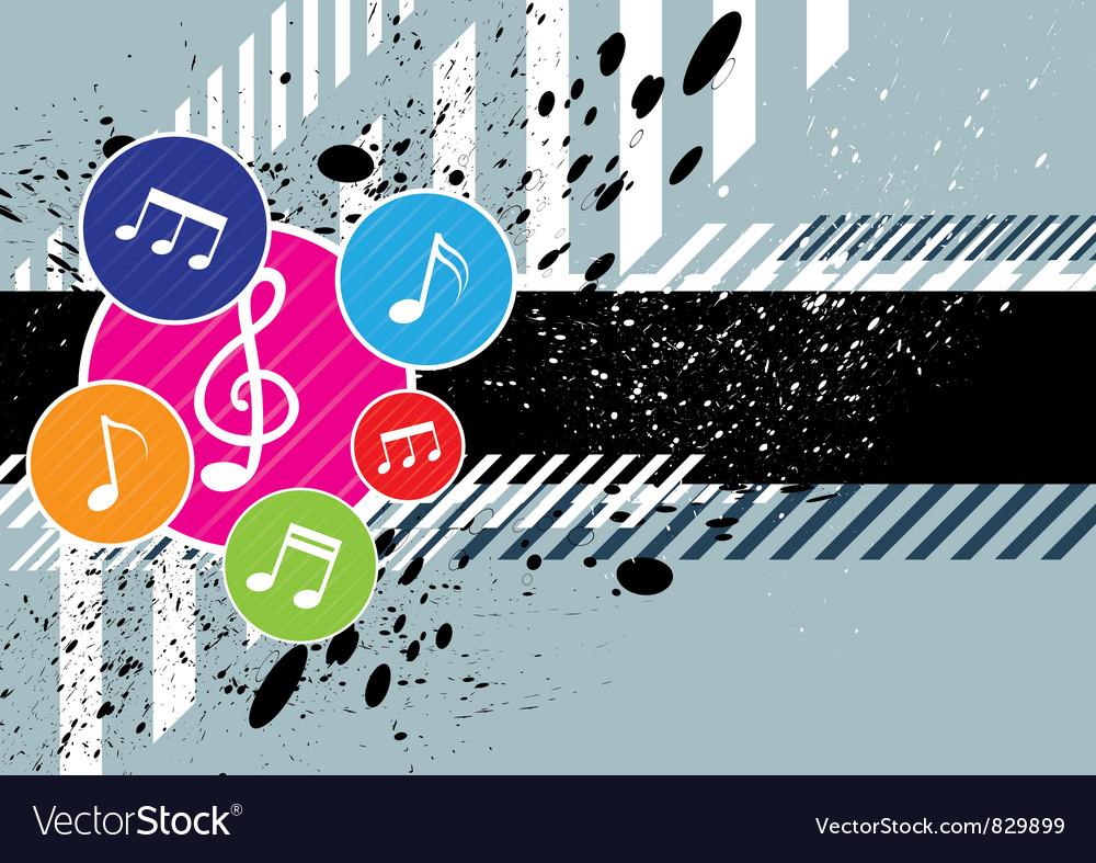 Music festival background design vector   Price: 1 Credit (USD $1)