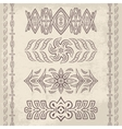 Decor elements5 vector