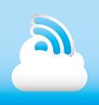 Internet icon vector