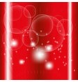 Dots light abstract red background vector
