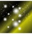 Dots light abstract dark green background vector