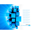 Business elegant abstract vector