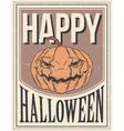 Halloween poster vector