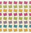 School pattern with books vector