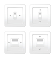 Four switches for light vector