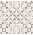 Seamless geometric pattern in two colors vector
