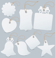 Set of label tag vector