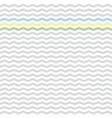 Zig zag tile chevron pattern vector