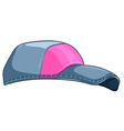 A fashionable cap vector