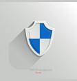 Guardian shield vector