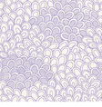 Abstract lavender fields seamless pattern vector