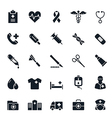 Medical and healthy icon vector