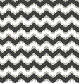 Chevron white silver and grey background vector