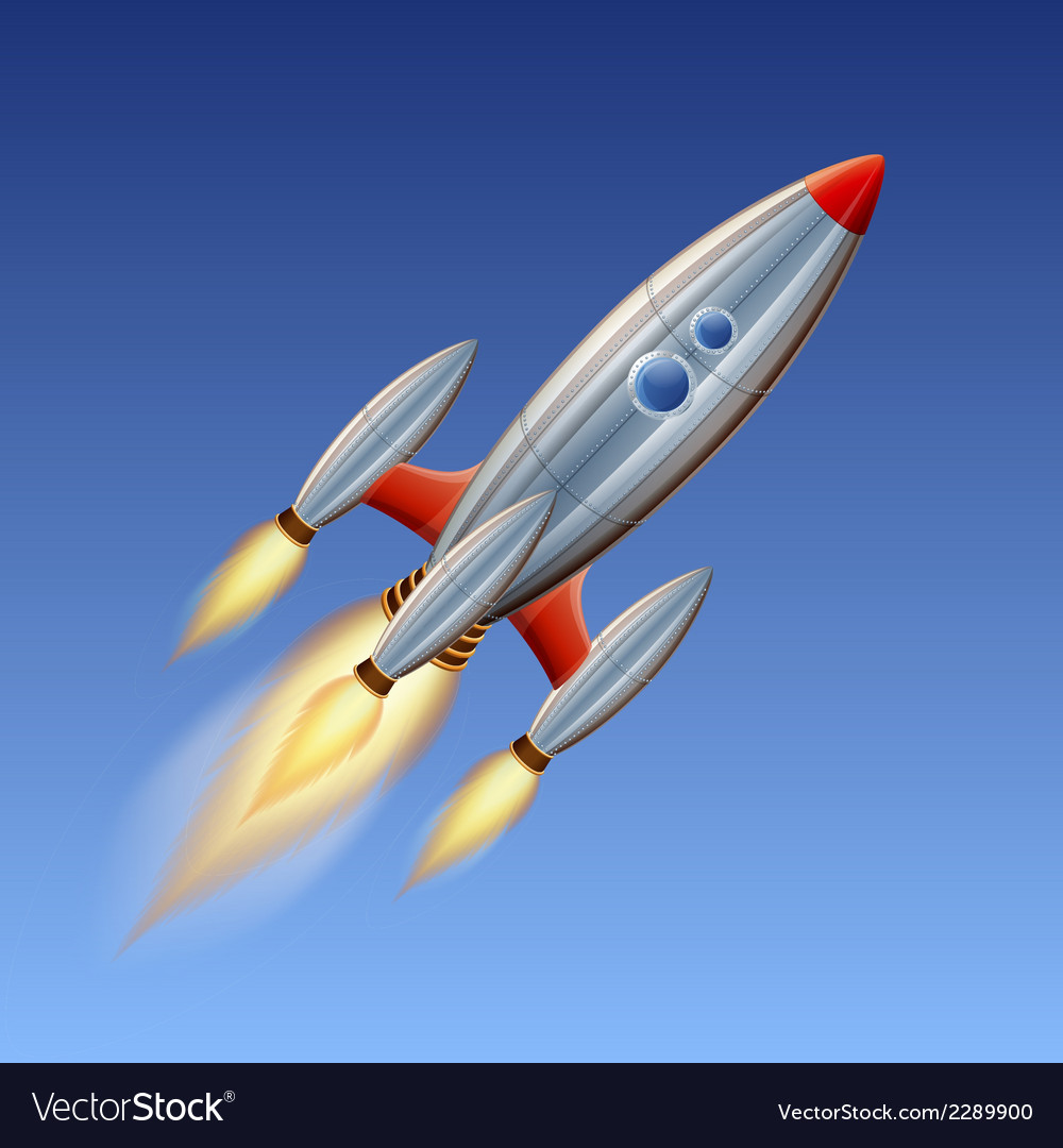 Space ship vector | Price: 1 Credit (USD $1)