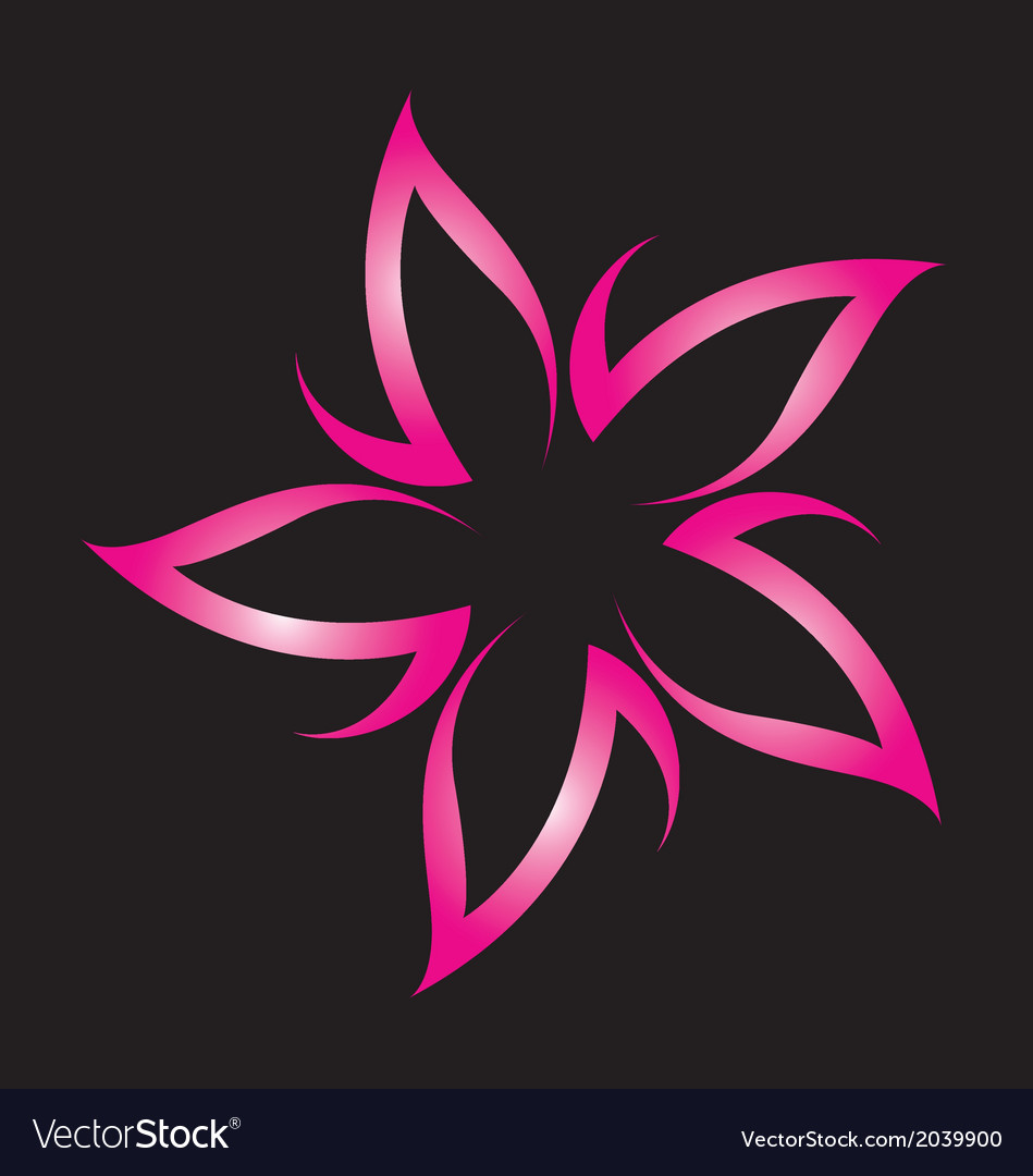 Star tribal for tattoo vector   Price: 1 Credit (USD $1)