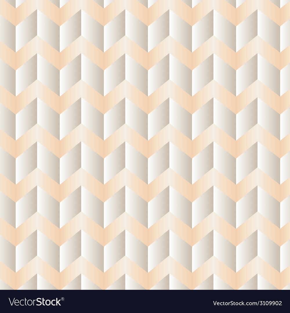 Chevron white and peach vector | Price: 1 Credit (USD $1)