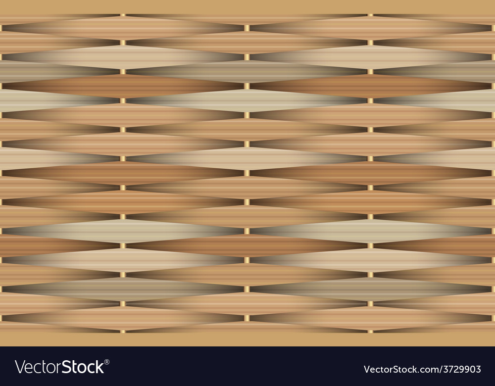 Birchbark basketwork vector | Price: 1 Credit (USD $1)