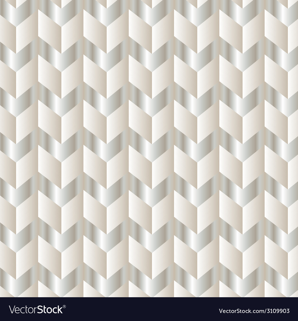 Chevron white and silver vector | Price: 1 Credit (USD $1)