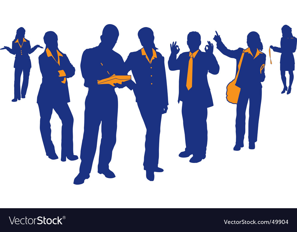 Business team vector   Price: 1 Credit (USD $1)
