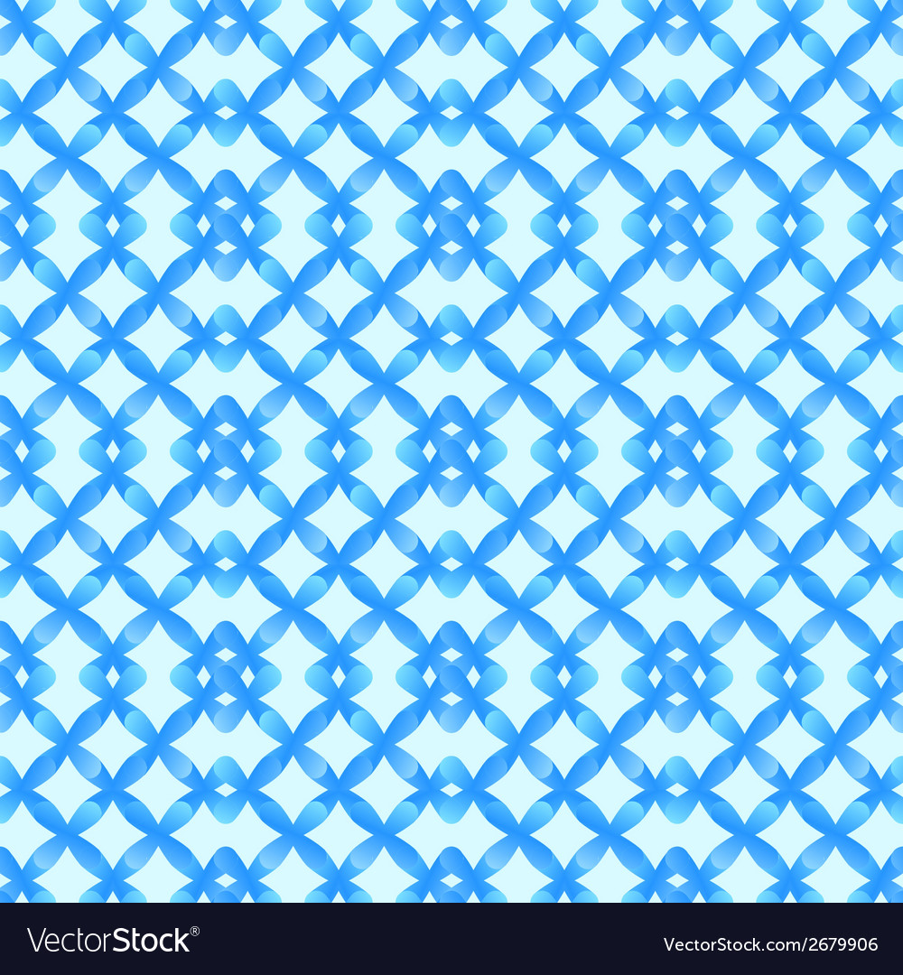 Abstract seamless pattern texture in blue colors vector | Price: 1 Credit (USD $1)