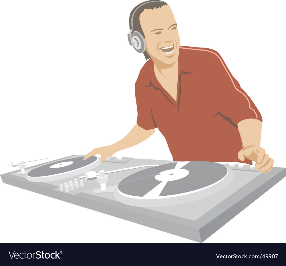 Dj vector | Price: 1 Credit (USD $1)