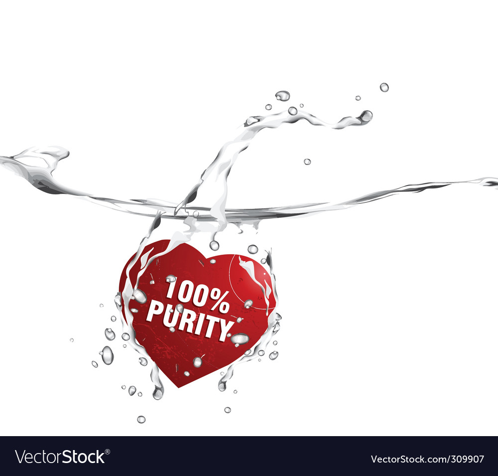 Pure love vector | Price: 1 Credit (USD $1)