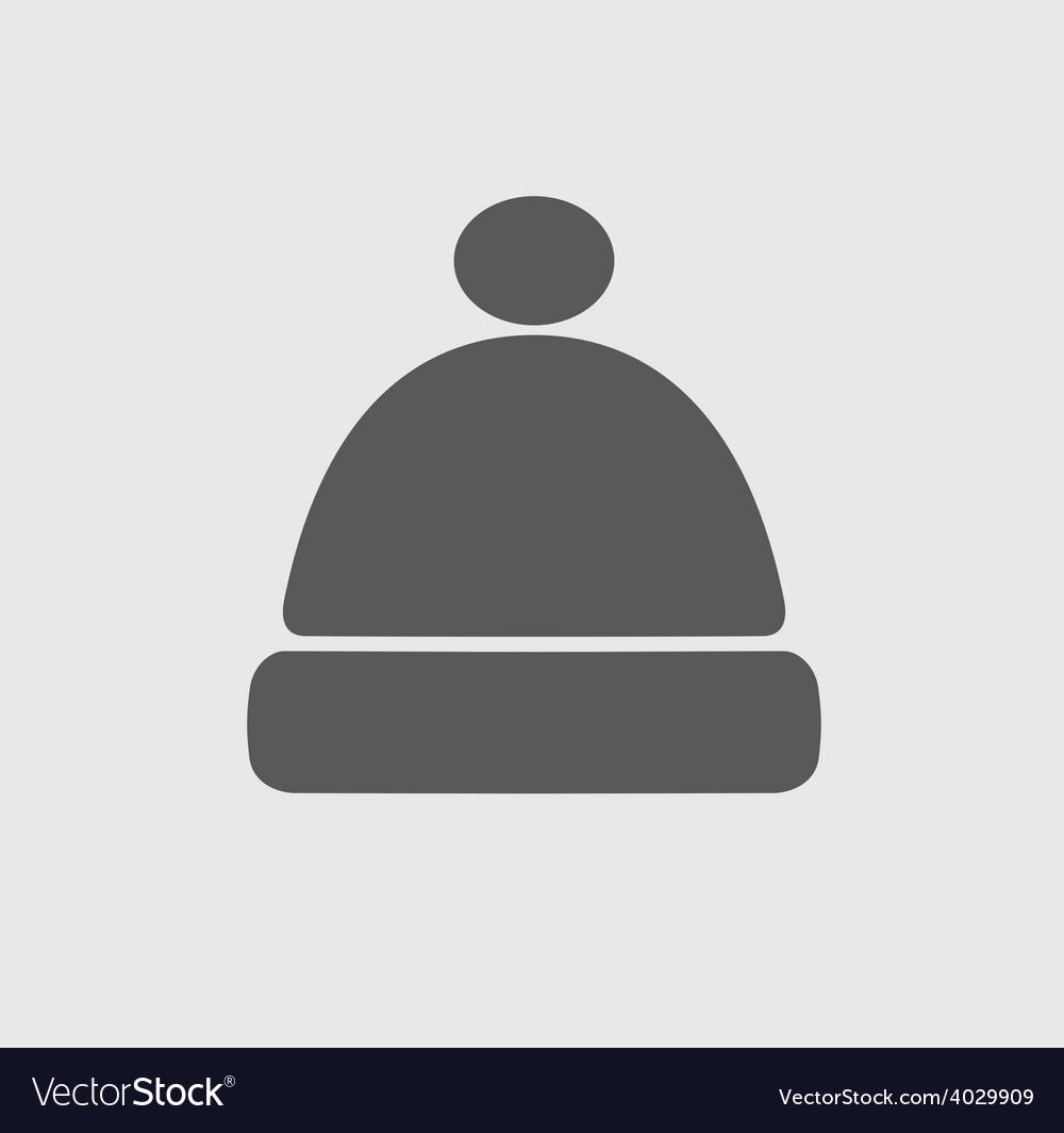 Cap icon vector | Price: 1 Credit (USD $1)