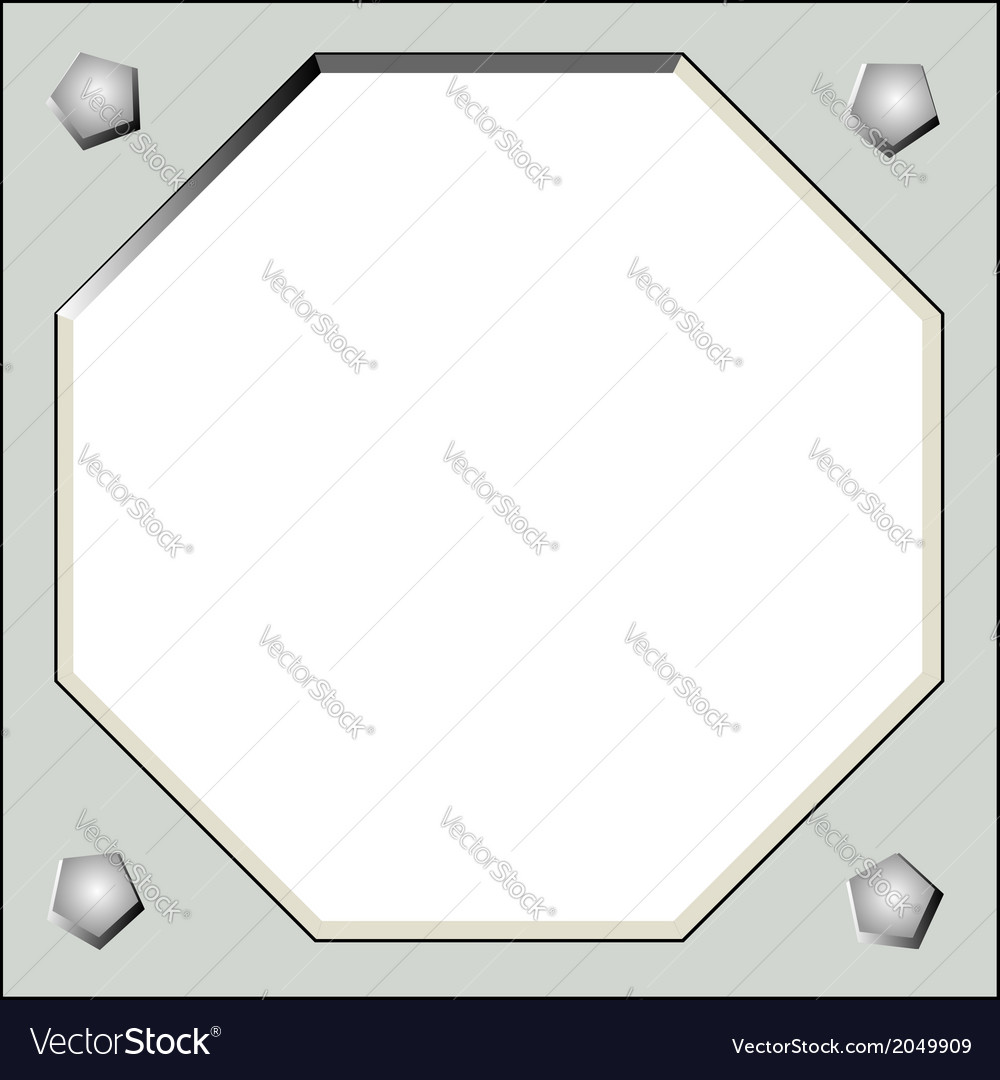 Matal frame vector | Price: 1 Credit (USD $1)