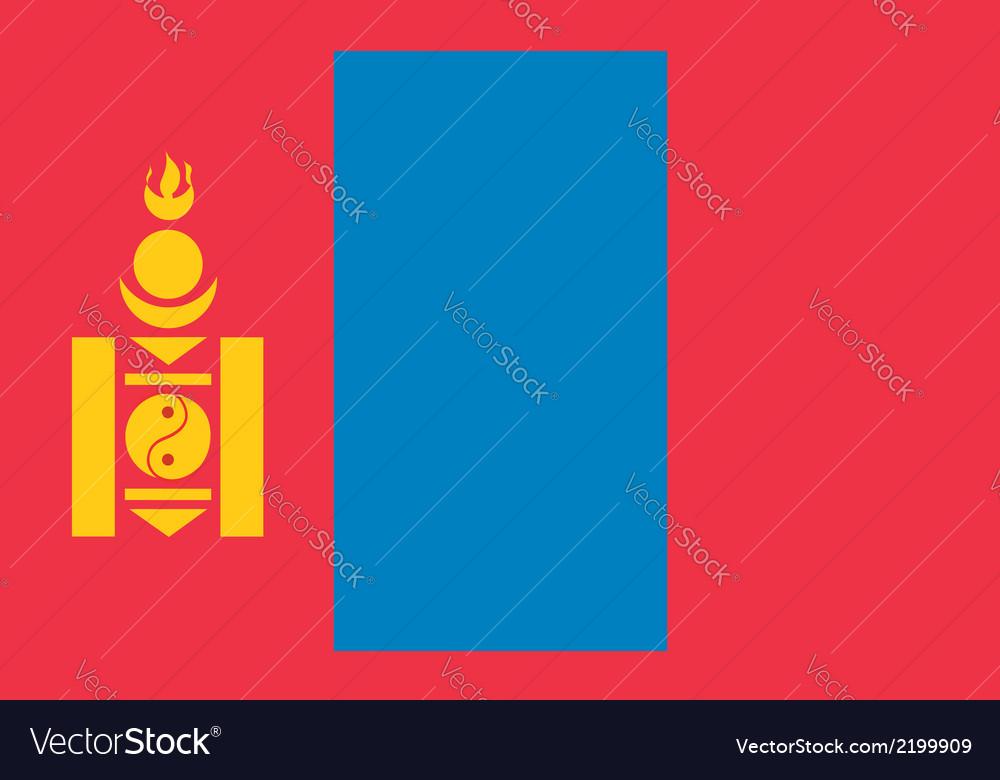 Mongolia vector   Price: 1 Credit (USD $1)
