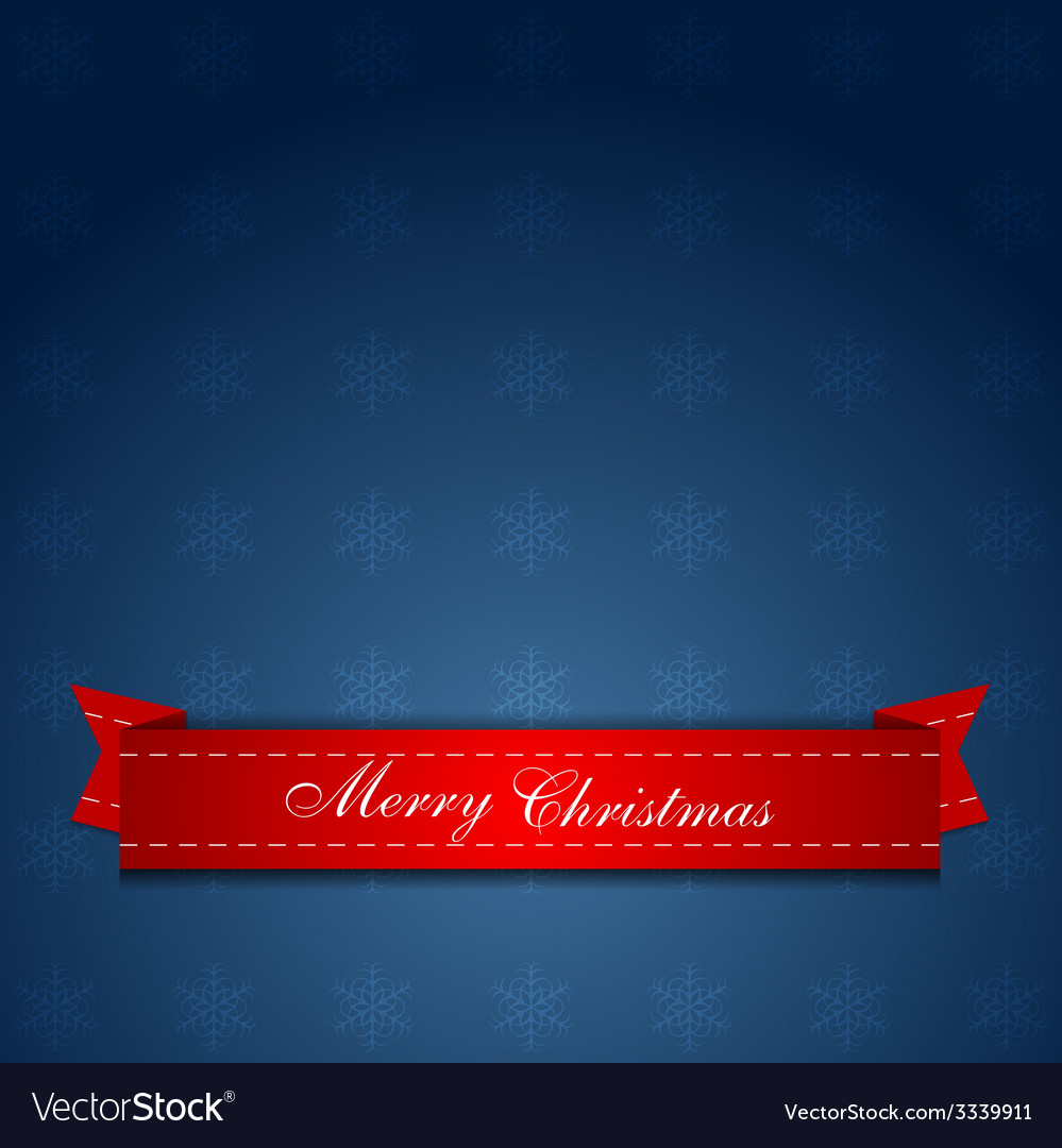 Vintage christmas greeting card vector | Price: 1 Credit (USD $1)