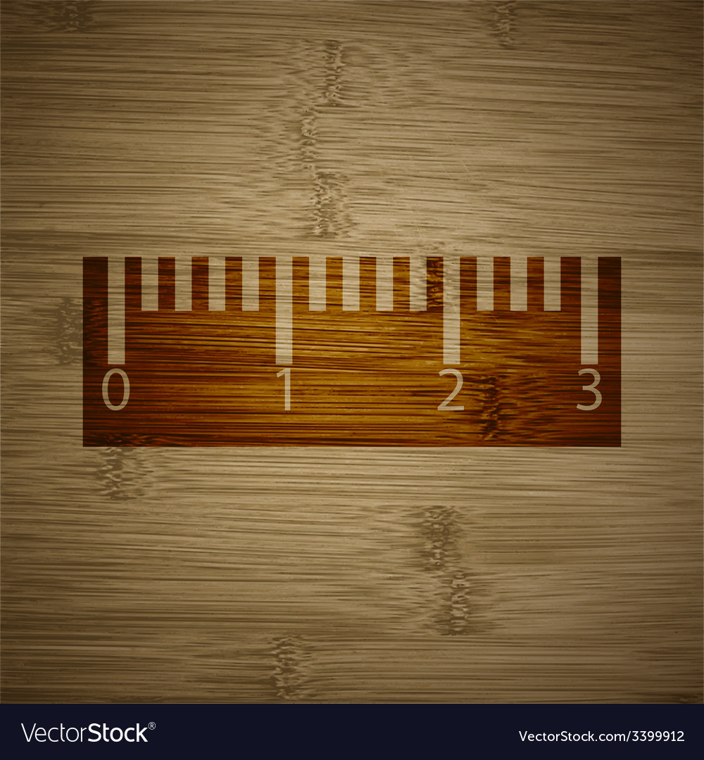 Ruler icon symbol flat modern web design with long vector   Price: 1 Credit (USD $1)