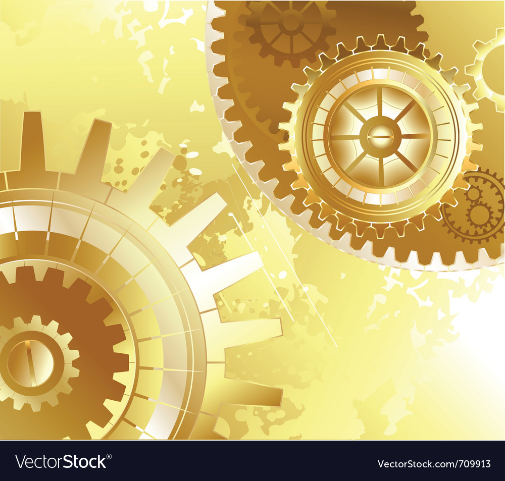 Gold background clogs vector   Price: 1 Credit (USD $1)
