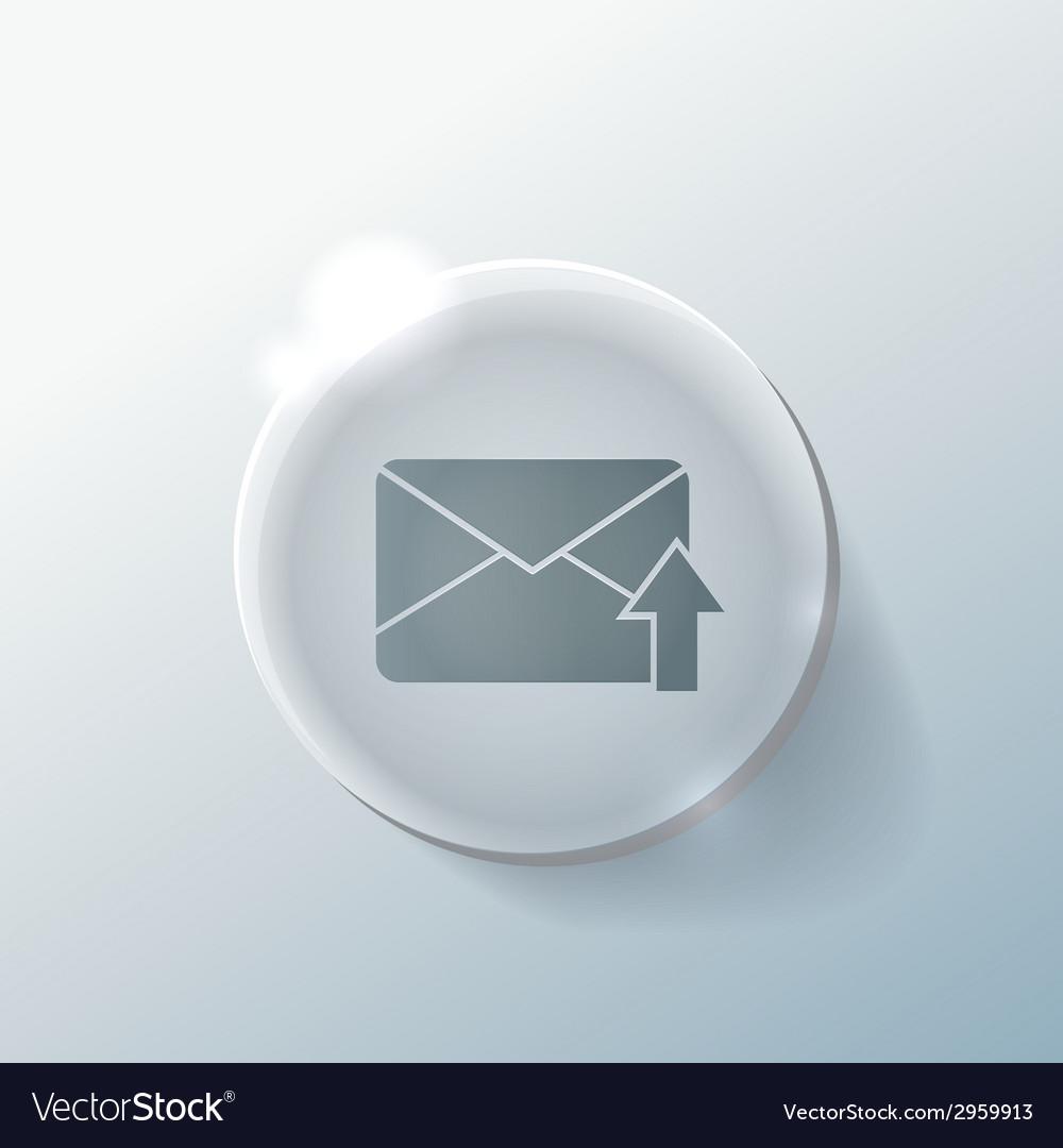 Postal envelope vector | Price: 1 Credit (USD $1)