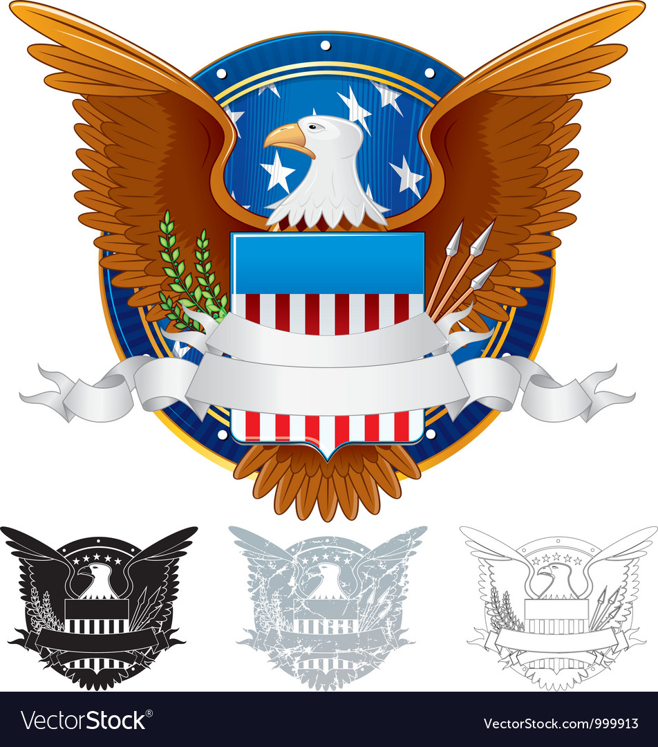 Presidential seal vector | Price: 3 Credit (USD $3)