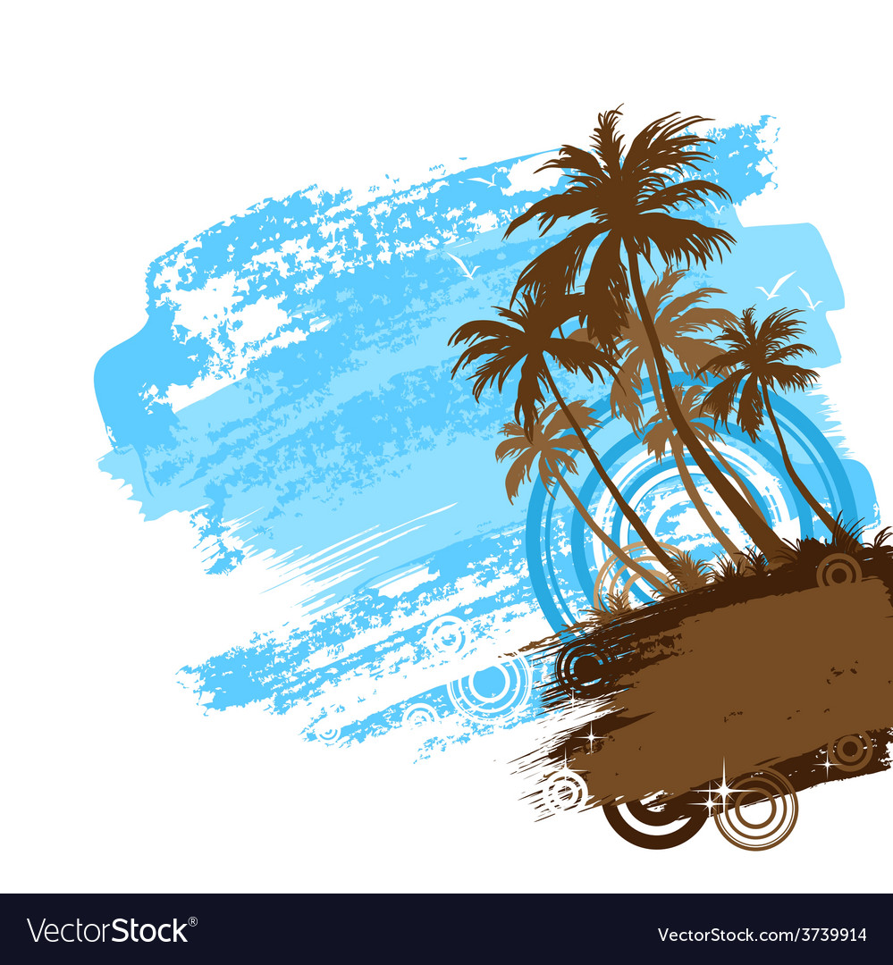 Beach 01 01 vector | Price: 1 Credit (USD $1)