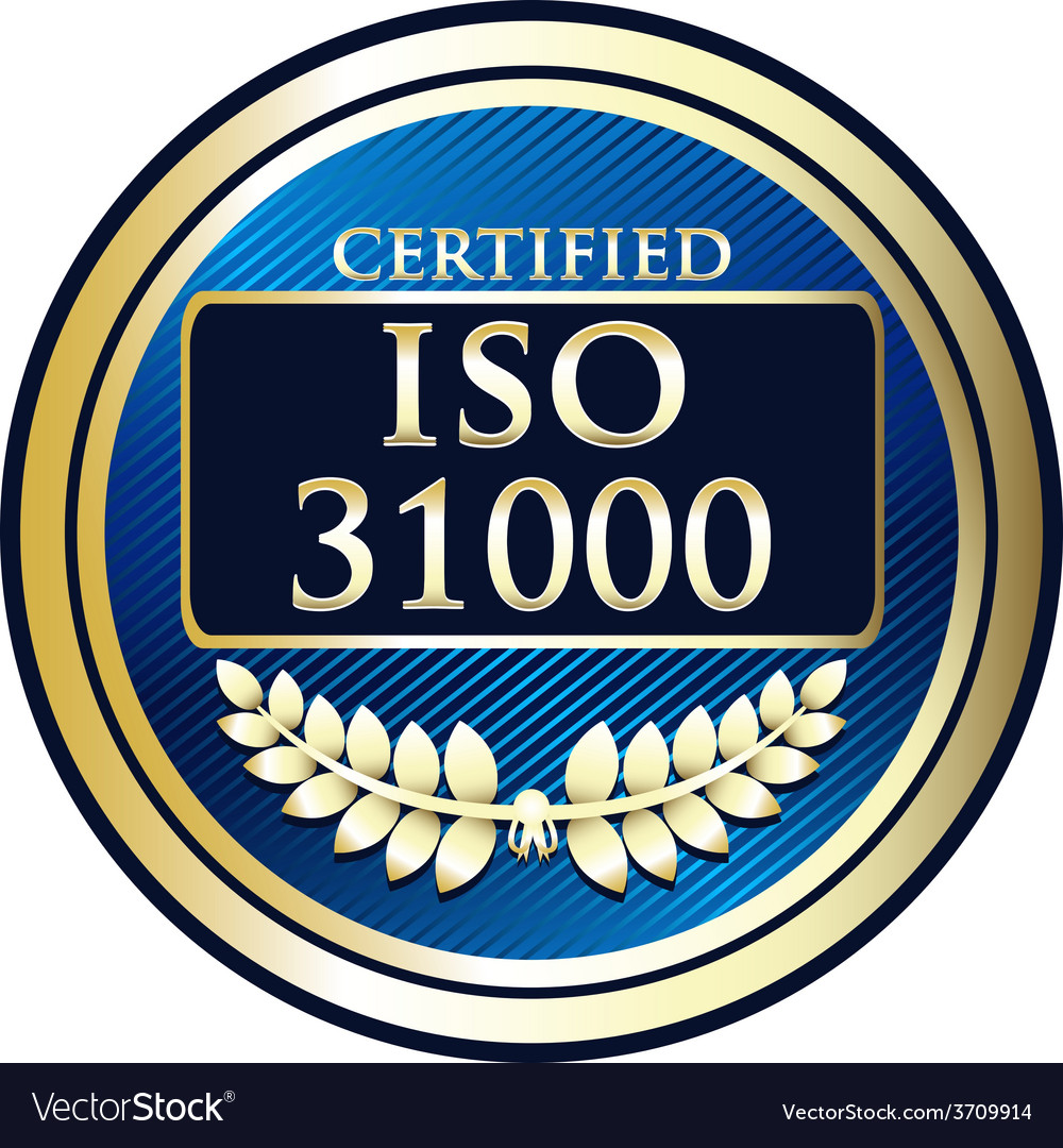Iso 31000 vector | Price: 1 Credit (USD $1)