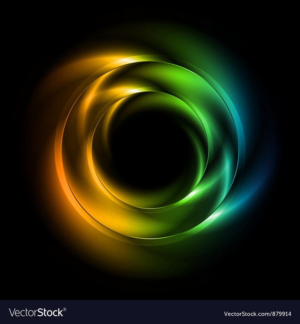 Rainbow logo vector | Price: 1 Credit (USD $1)